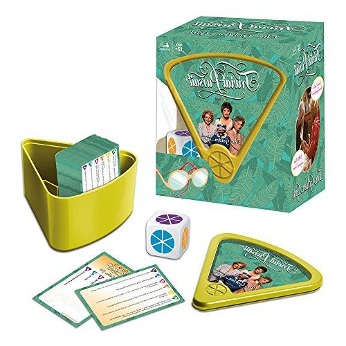 Trivial Pursuit Trivia | Golden Girls Show Game to all classic Golden Girls Trivial GameTest knowledge
