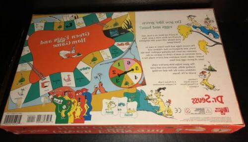 Green Eggs Ham Board New Sealed University
