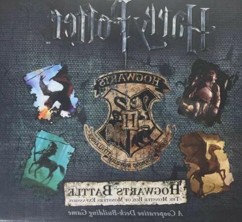 harry potter hogwarts battle a cooperative deck