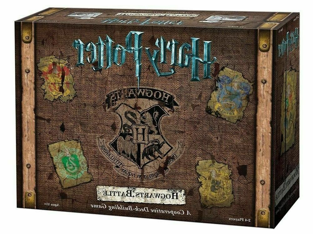 harry potter hogwarts battle board game brand