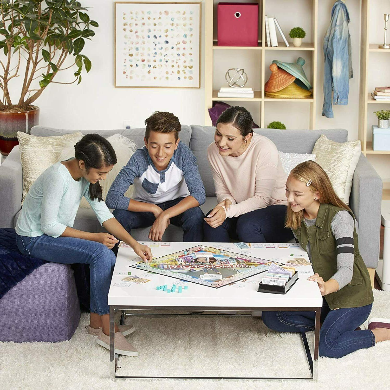 Hasbro Monopoly Classic Board