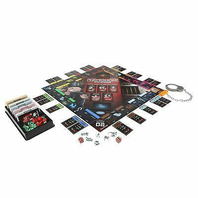 Hasbro Monopoly Cheaters Edition Board Game 8 and Up