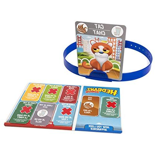 HedBanz – Family Board Game Kids Up