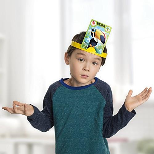 HedBanz HedBanz Family Game Kids Age Up