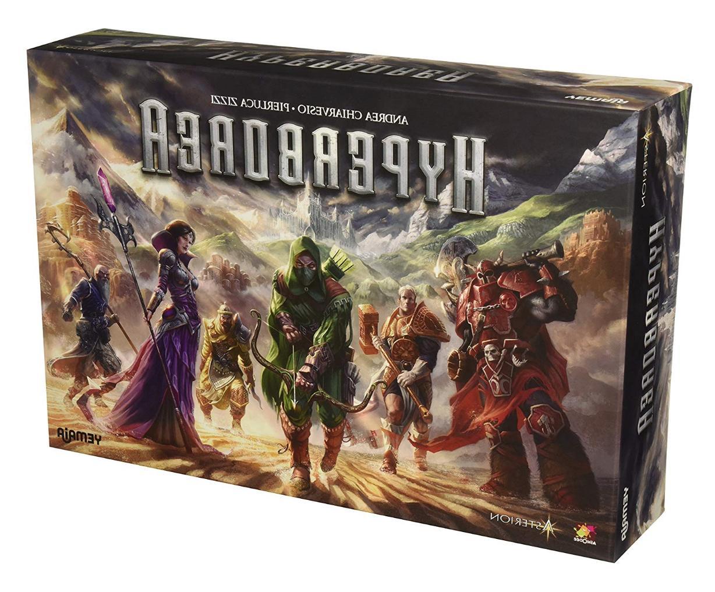 Hyperborea Boardgame - Asmodee
