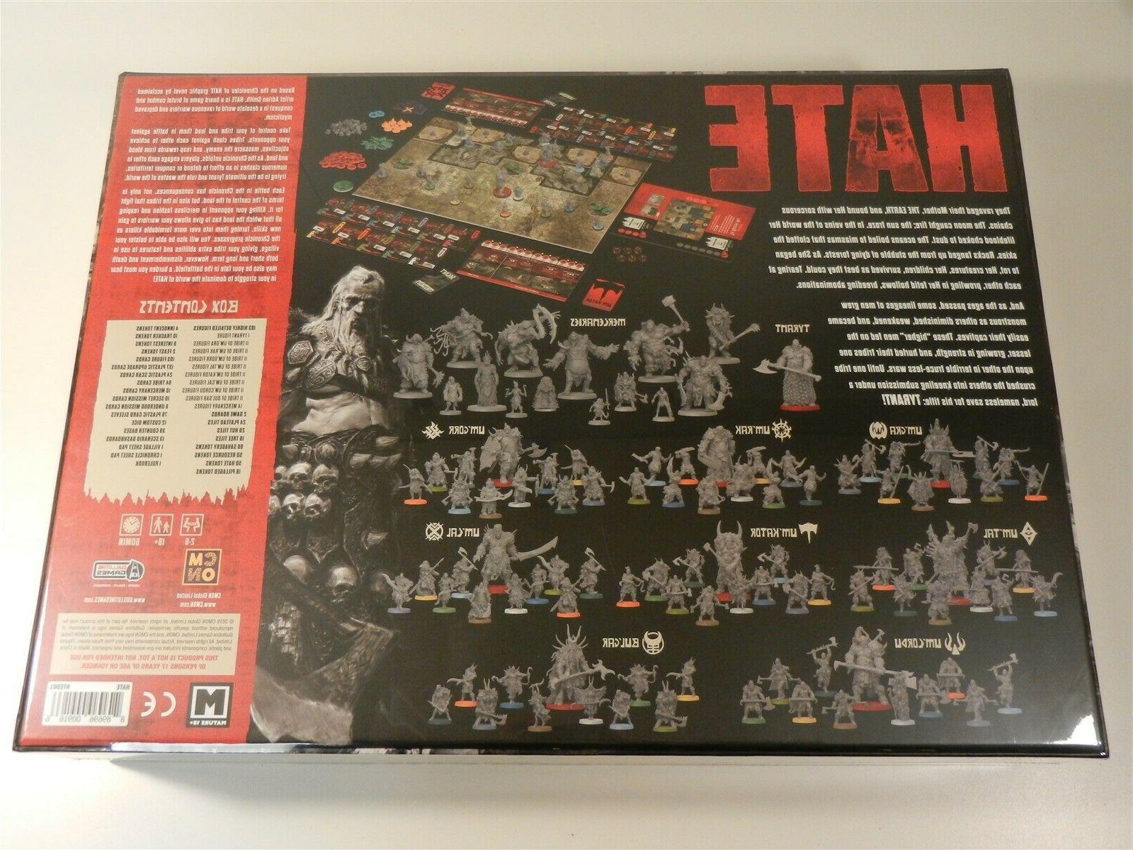 In Kickstarter Exclusive Board Game by CMON Tyrant Pledge + Stretch