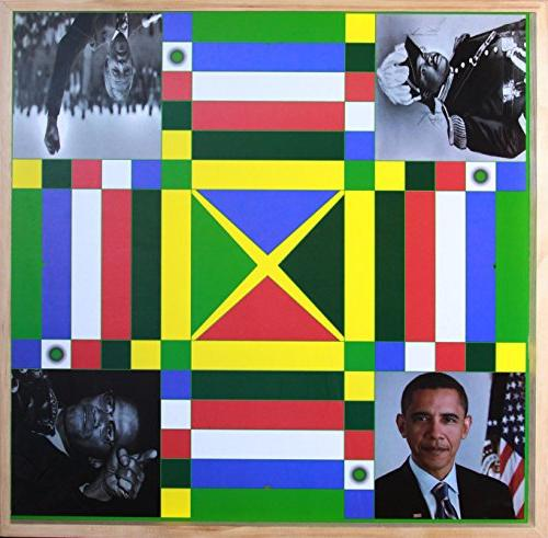 Jamaican Ludo + Checkers | x Double Sided Board + Dice | Game Night