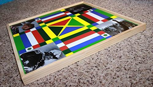 Jamaican Ludo | Double Board + Game & Dice Family Game Night