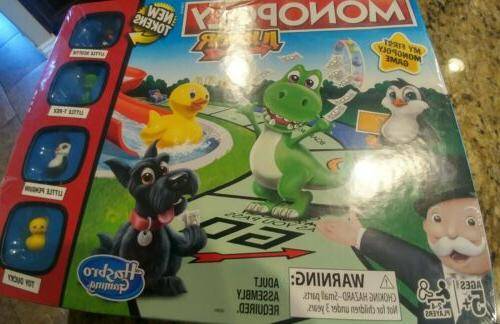 junior board game brand new