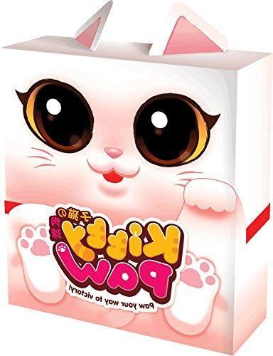 kitty paw card game meow