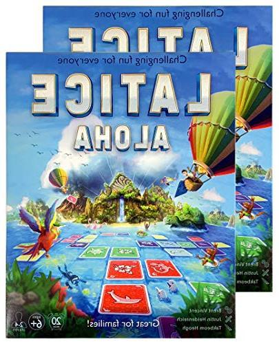 latice aloha strategy card game