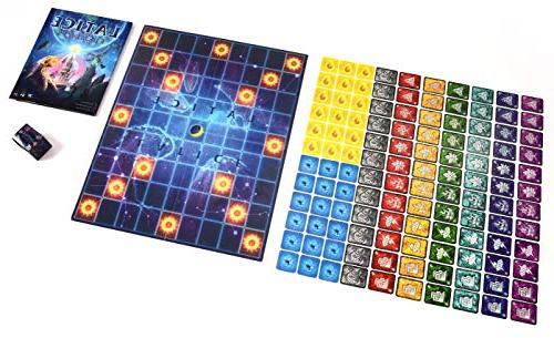 Latice Cards Elements Strategy Game 2-Pack