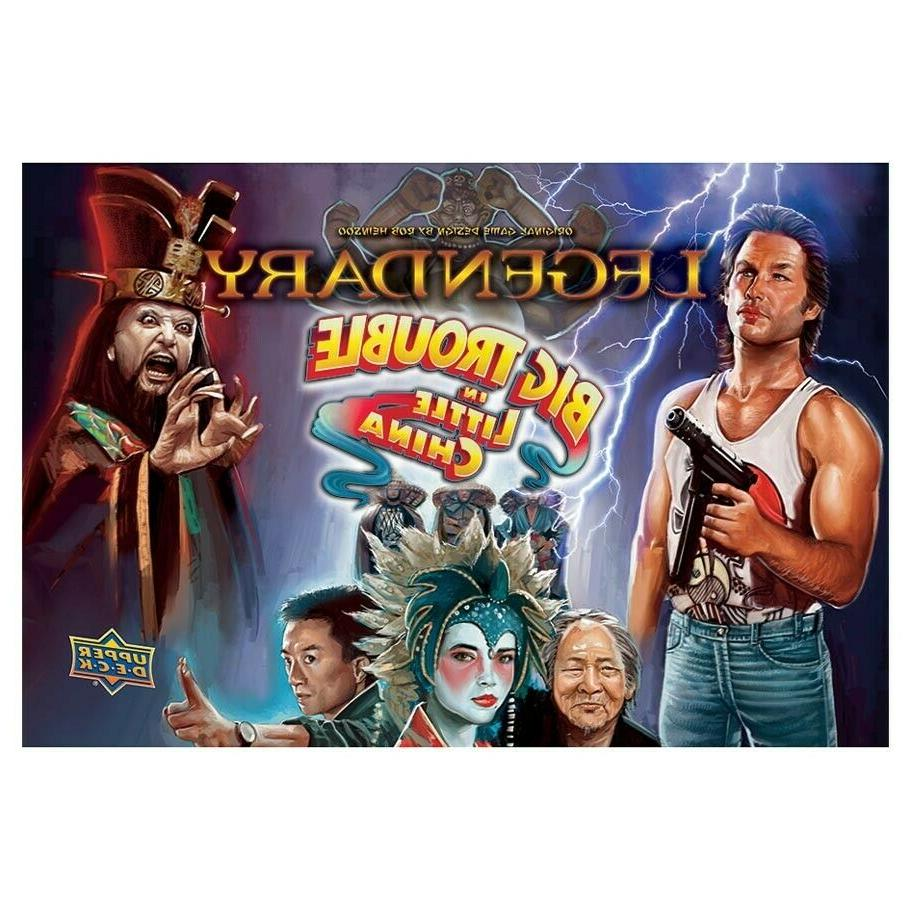 legendary big trouble in little china deckbuilding
