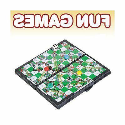 Gamie Magnetic Board Set 12 Fun Compact Design...