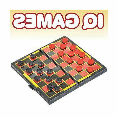 Set 12 Fun Games Compact