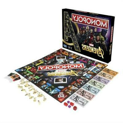 monopoly avengers by