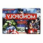 SEALED Monopoly Board Game Marvel Avengers Initiative Hasbro
