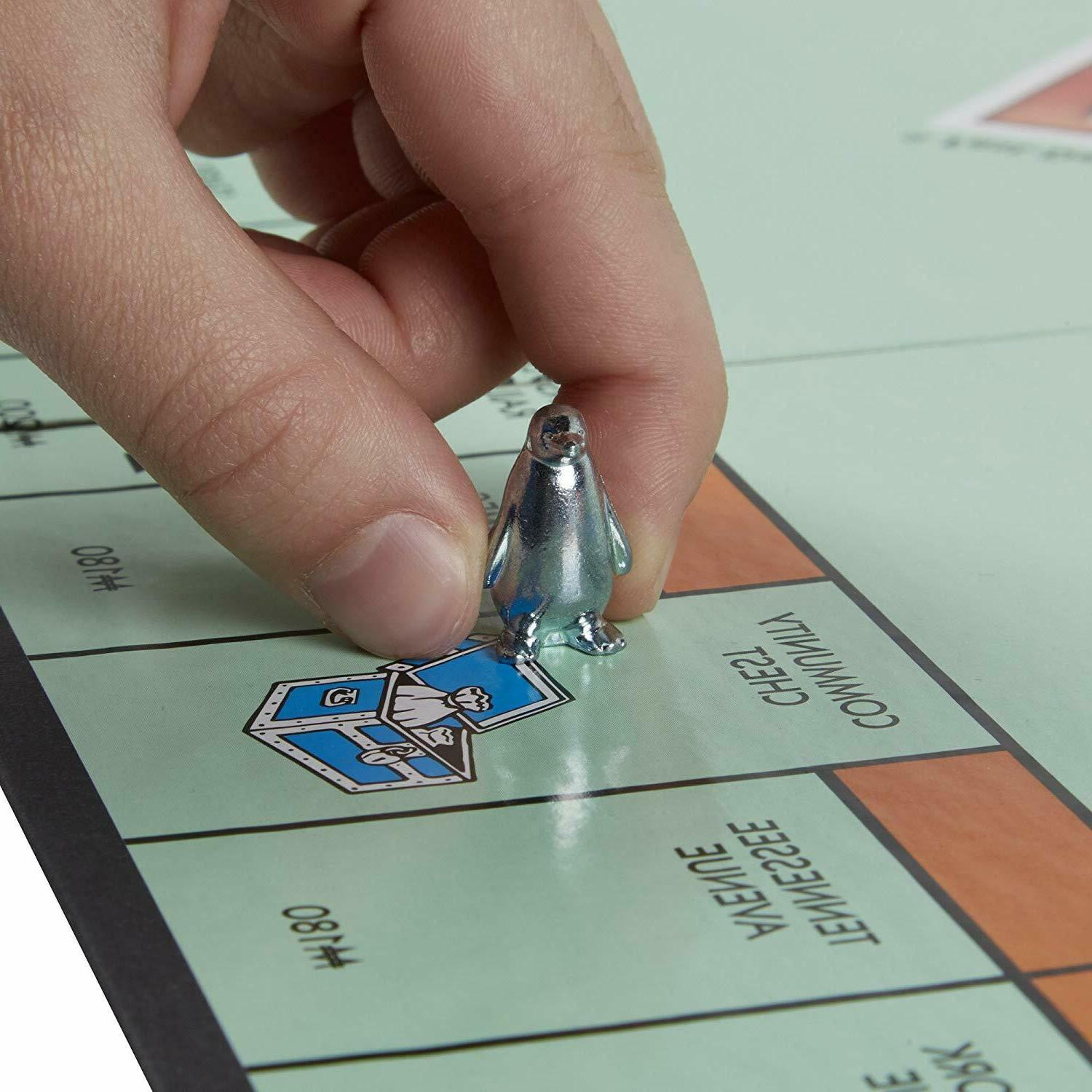 Monopoly Family Board Game Original Traditional Play