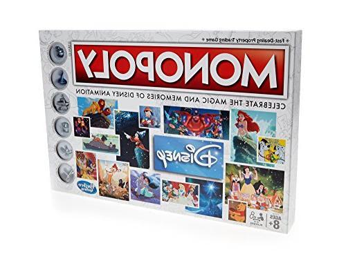Monopoly: Disney Animation
