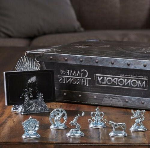 Monopoly Game Thrones