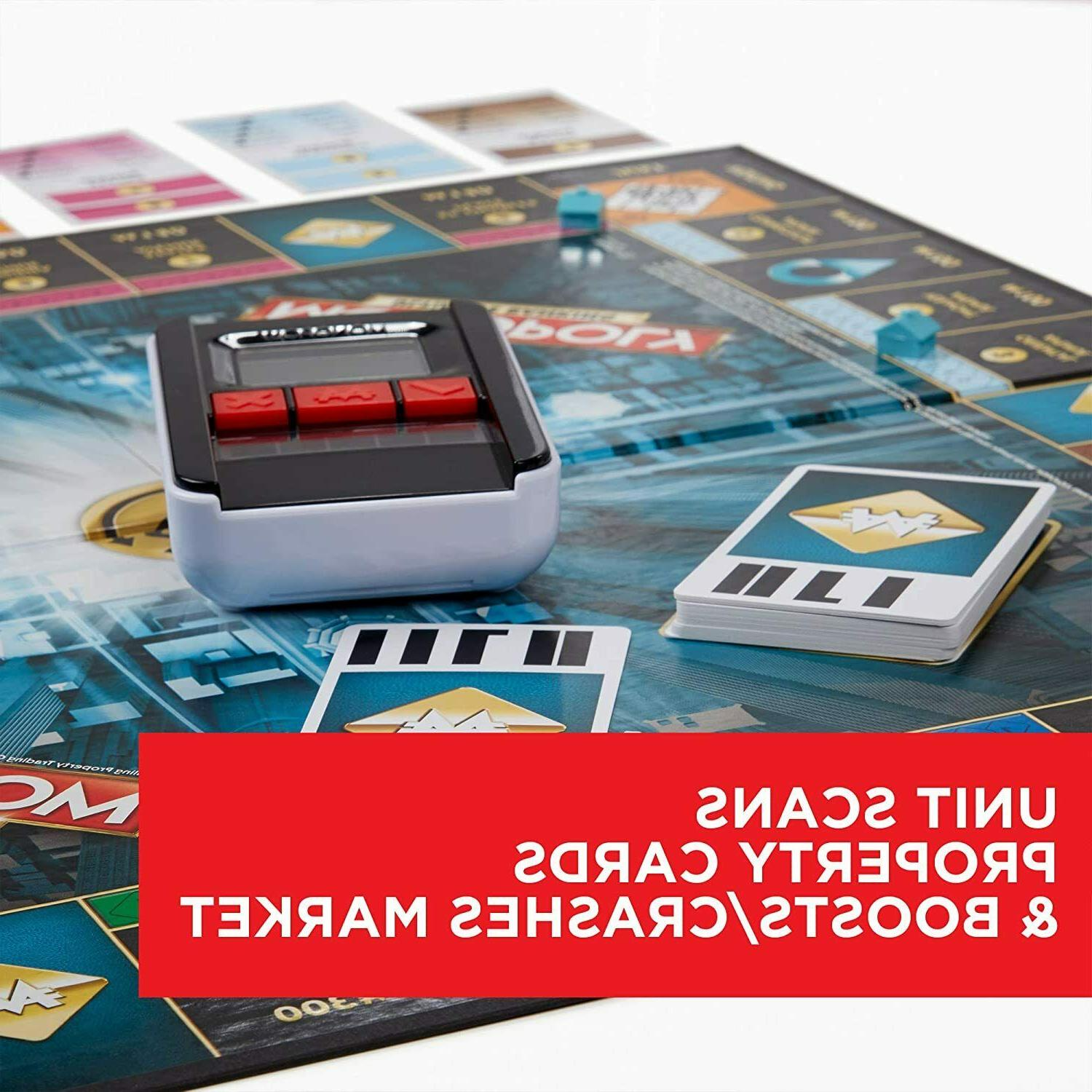 Monopoly Game Ultimate Banking Edition Electronic Game Board