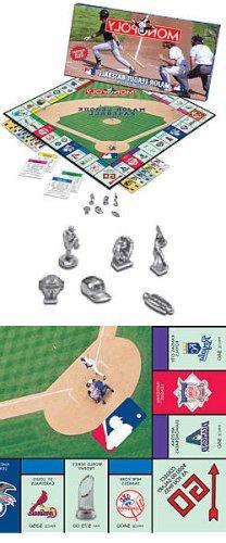 Monopoly Major League Baseball Edition