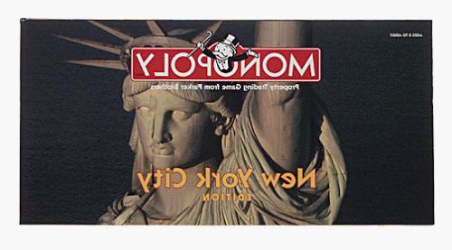 monopoly newyork city authorized