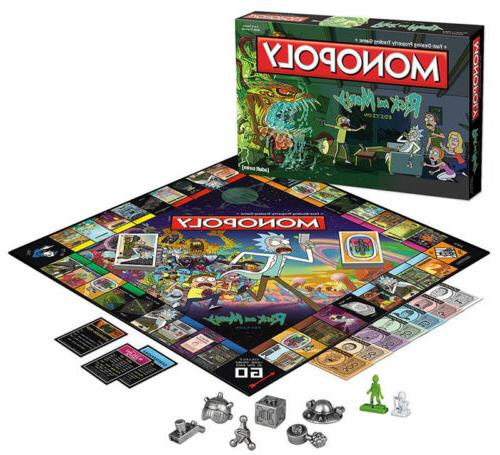 Monopoly: Board Game New