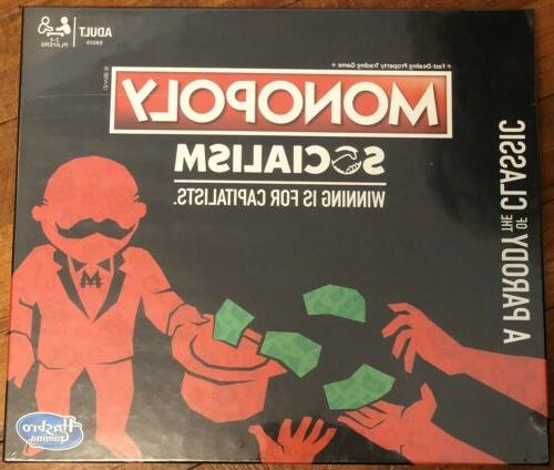 monopoly socialism board game