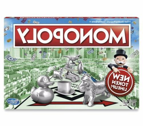 monopoly the classic edition traditional family board