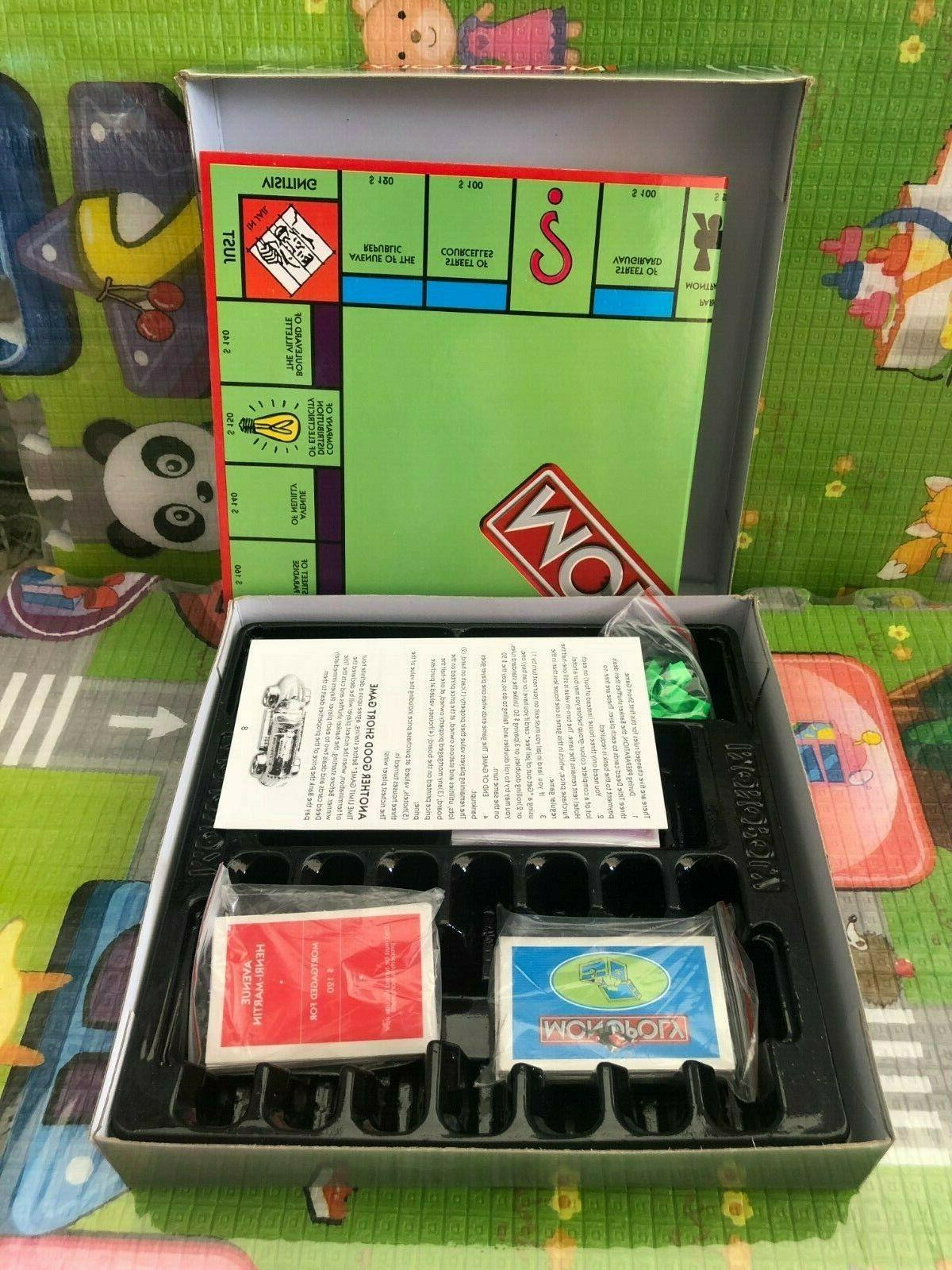 Monopoly The Edition Traditional Board New