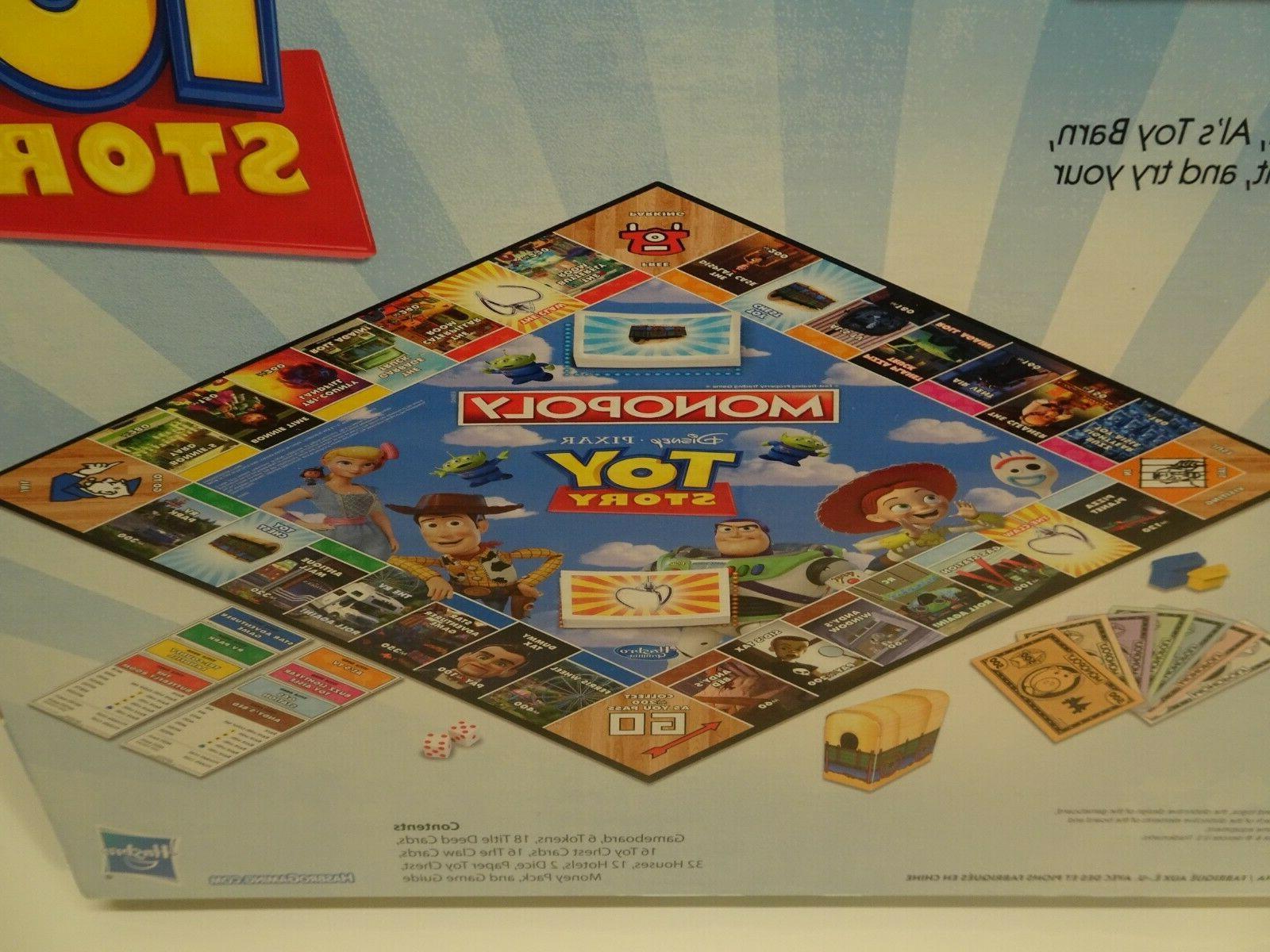 Monopoly: Toy Hasbro Board Disney Pixar Brand