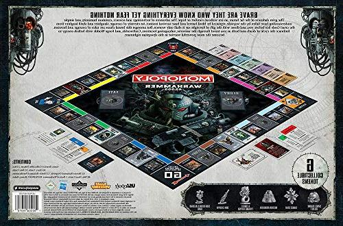 Monopoly Game Based Workshop | Officially Warhammer Themed