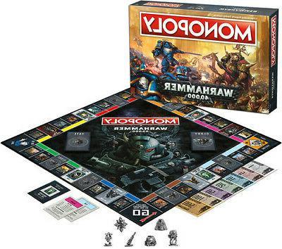 monopoly warhammer 40