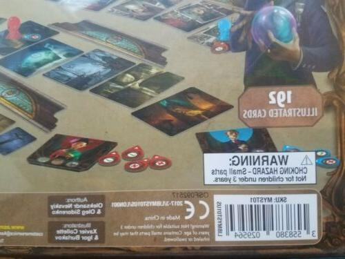 Mysterium Sealed