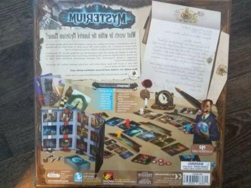 Mysterium Board New Sealed