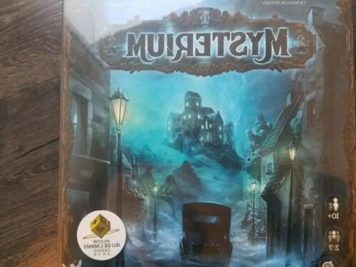 mysterium board game new sealed