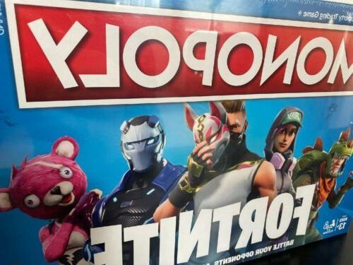 NEW Monopoly Fortnite