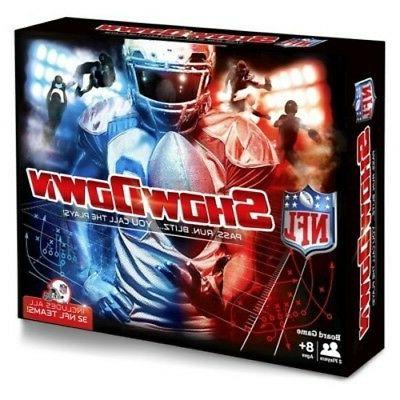 NEW Buffalo Games NFL Showdown Game Puzzle Board Game
