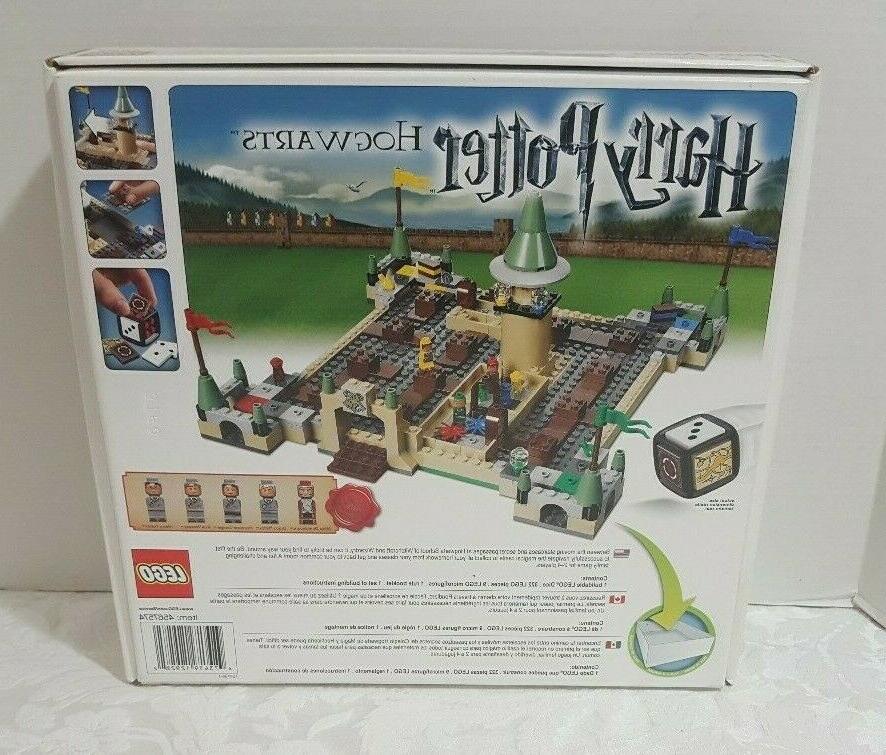NEW LEGO 3862 Potter Castle CONTENTS
