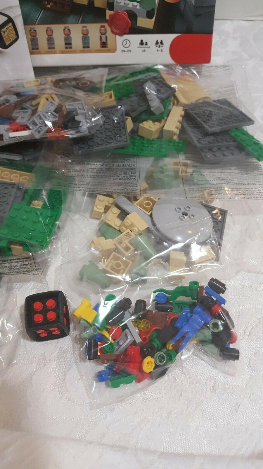 NEW BOX 3862 Castle Game