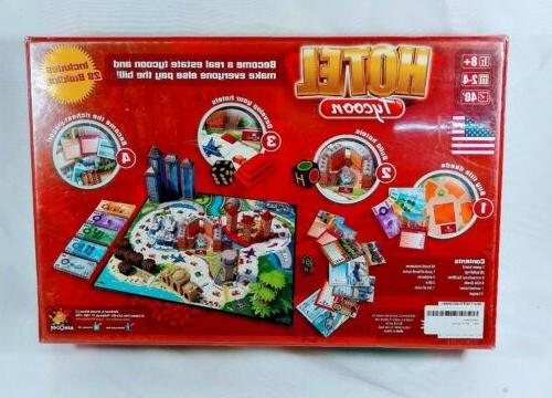 New/Sealed Hotel Tycoon Board