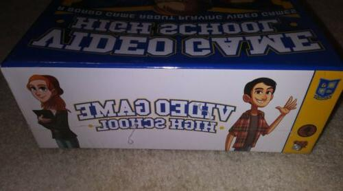 New Sealed Video High Plaid 2014 Freeshipping