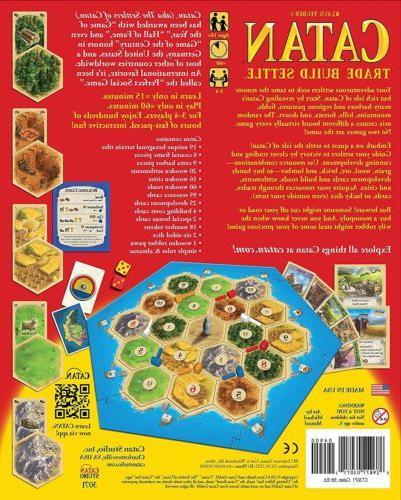 Catan- Board Gift- 5th 4 Free