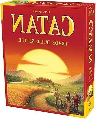 Catan- Board Gift- 5th Edition Player- Free