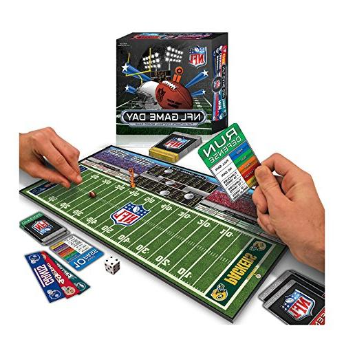 nfl game day board