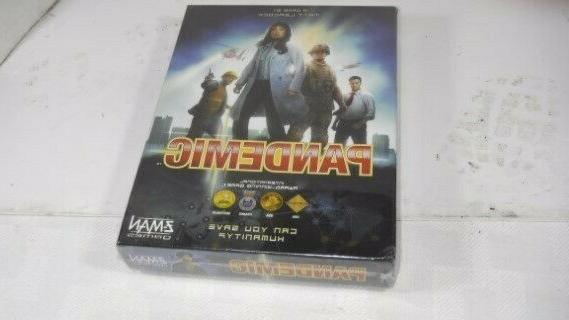 pandemic board game by z man games