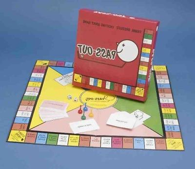 pass out drinking board game exciting adult