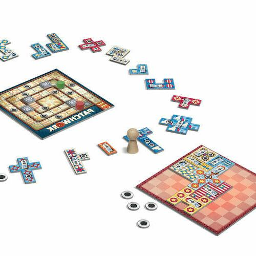 Patchwork Americana Edition Game Games Rosenberg