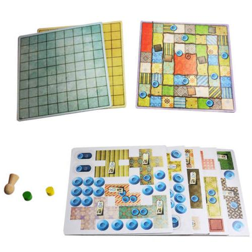 Patchwork Board Cards Game English USA